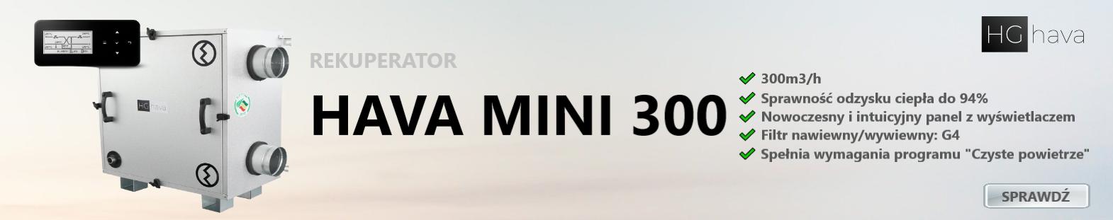 HAVA MINI 300